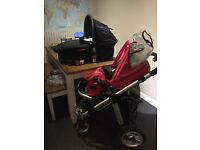iCandy Apple Pushchair & Carrycot