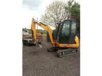 SUPERIOR MINI DIGGERS**MINI DIGGER AND DRIVER HIRE FROM £225.00 PER DAY ****