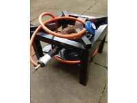 BBQ gas burner stove hob cooking can deliver.