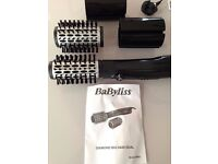 BaByliss Diamond Big Hair Dual styling tool- almost brand-new!