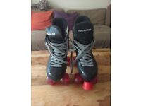 Unisex Rollerskates - Size 7 - Like New - Unboxed - worn once