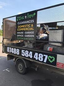 Waste Clearances, Metal Collection, Rubbish & Garden Clearance Palmers Green Southgate Enfield