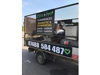 Waste Clearances, FREE Metal Collection, Rubbish and Garden Clearance in Palmers Green North London