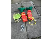 Swing set kit