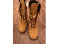 Women's Timberland Boots size 5 (uk)