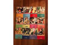 Nodame cantabile 1-25 full set Japanese manga