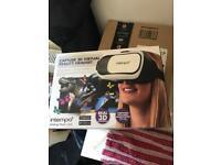 3D Virtual headset