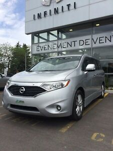 "2013 Nissan Quest SL LEATHER 18"""" MAGS HEATED SEATS LOW KM"