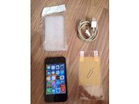 iphone 4, 16 gb, black, unlocked, full working order,