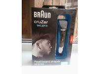 braun cruzer beard shaper (new and unused)