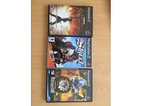 Playstation 2 Games - 3 games available, all offers considered.