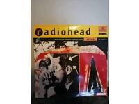 "Rare Radiohead Creep live ep 12"" vinyl"