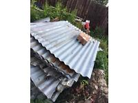 Roofing sheets in Mttel