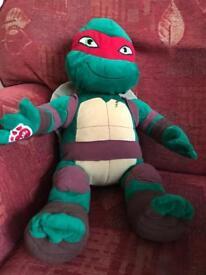 Build a bear ninja turtle