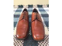 New Loake Size 11 UK11 Mid Tan Chestnut Lace Up Shoes. No Box.
