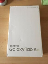 Samsung Galaxy Tab A6 10.1in 16GB LTE 4G Black BNIB Sealed Vodafone