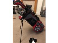 Golf clubs (callaway, odyssey, titleist)