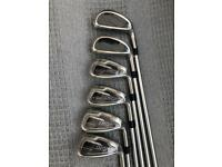 LADIES BENROSS PEARL COMBO IRONS 6-SW. NEW