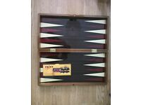 Backgammon Board with dices / Game /, London SE8, £25