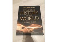 The Times Complete History of the World (by Richard Overy)