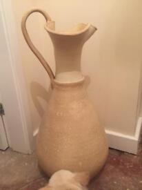 Spanish tall jug