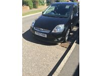 Ford Fiesta Zetec climate