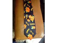 Versace silk tie