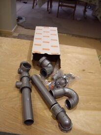 Franke Siphon 1 Kitchen Sink Plumbing Kit