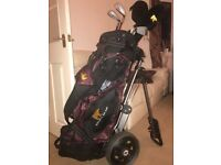 Golden Bear Golf Set