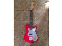 Vintage 1960's Guyatone LG-65T guitar
