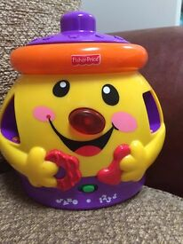 Fisher-Price Laugh & Learn Cookie Shape Surprise.