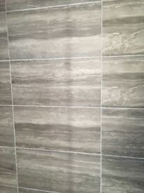 Everest Slate grey wall/floor
