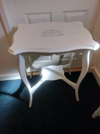 Annie Sloan painted Table