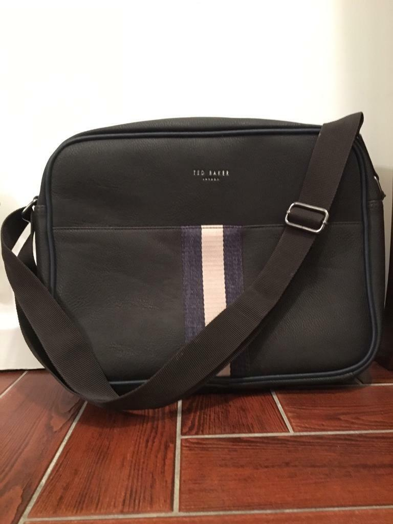 Ted Baker Kestrel Webbing Despatch Bag
