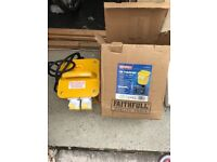 Faithful 110v transformer new in box