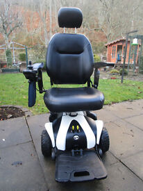 Travelux Venture Power Mobility Chair with elevating seat