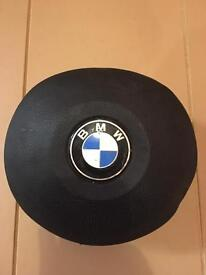 BMW e46 steering wheel airbag