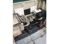 Pressure washer Petrol, Honda GX390, 3000psi, 21L/min