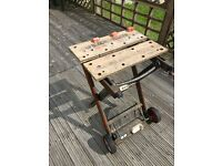 Black and decker workmate 540 bench/truck