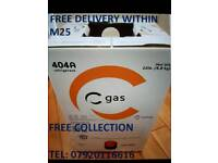 R404A Refrigerant for walk in chilled & freezer rooms