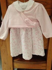 Baby girl dresses, various sizes
