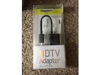 Samsung hdtv adapter