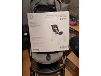 New black seat fabric for Bugaboo Bee3