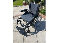 Invacare NG Active 2 Self propelled or assisted wheelchair