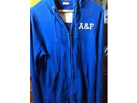 A&F Abercrombie and Fitch Hoodie Large