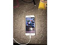 16gb iPhone 6s rose gold on virgin.