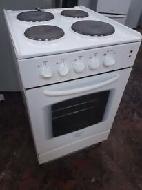 Tricity Bendix Strata CSIE 233W Electric Cooker, 50 cm width