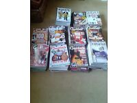 Collection of Acustic and Guitar Magazines