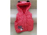 Minnie Mouse 12-18 month Gillet