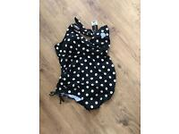 Maternity swimming costume